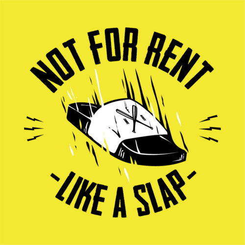 Not for rent